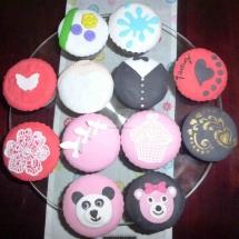Cupcake Fondant Kurs